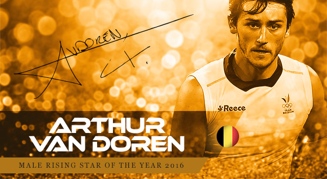 Arthur Van Doren