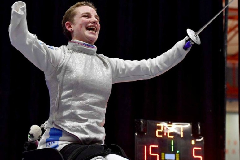 Beatrice Vio Clinched Disability Award