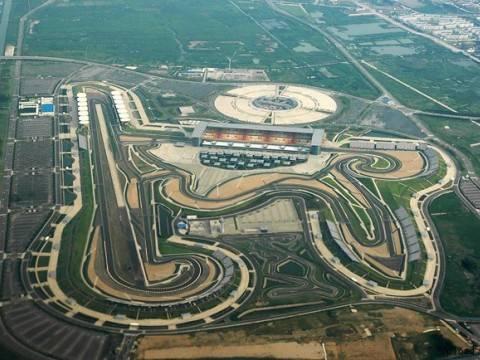 Buddha International Circuit, India's Only F1 Circuit