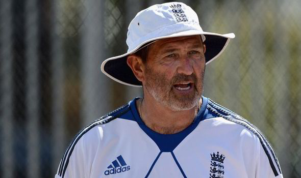 Former English Player & Cook's Coach- Graham Cooch