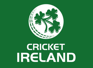 Ireland's Cricket Team Logo