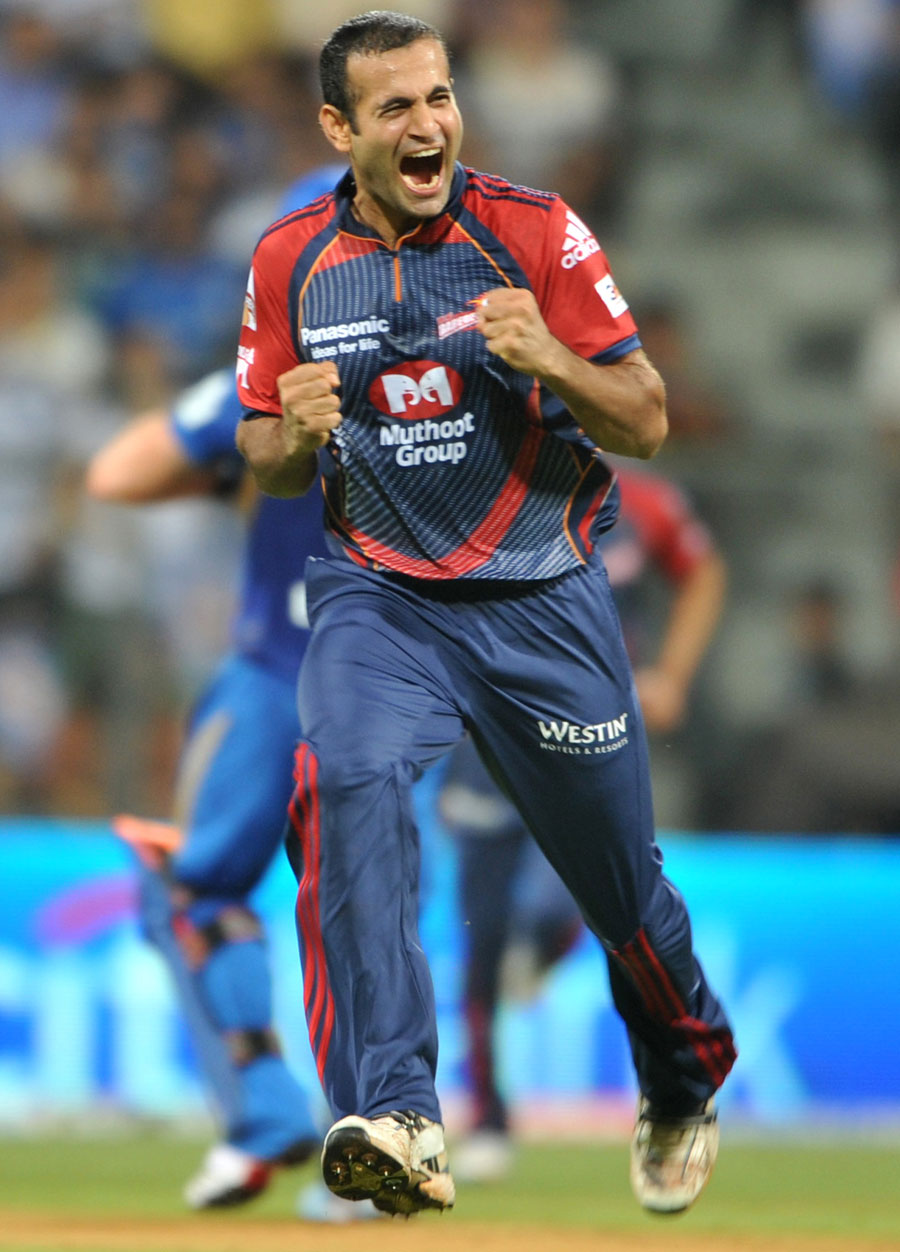 Irfan Pathan For DDR