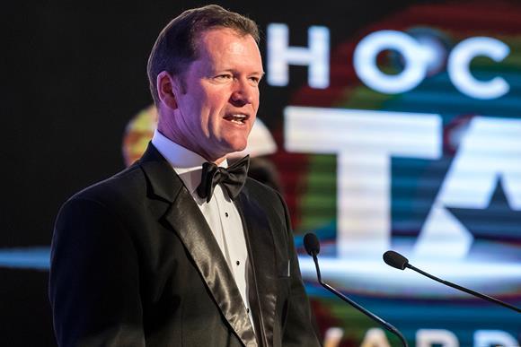 Jason Mccracken- CEO FIH