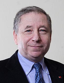 John Todt, President FIA