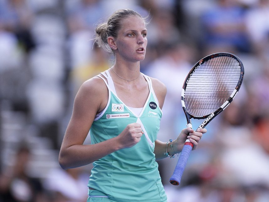 Karolina Pliskova Profile Photo