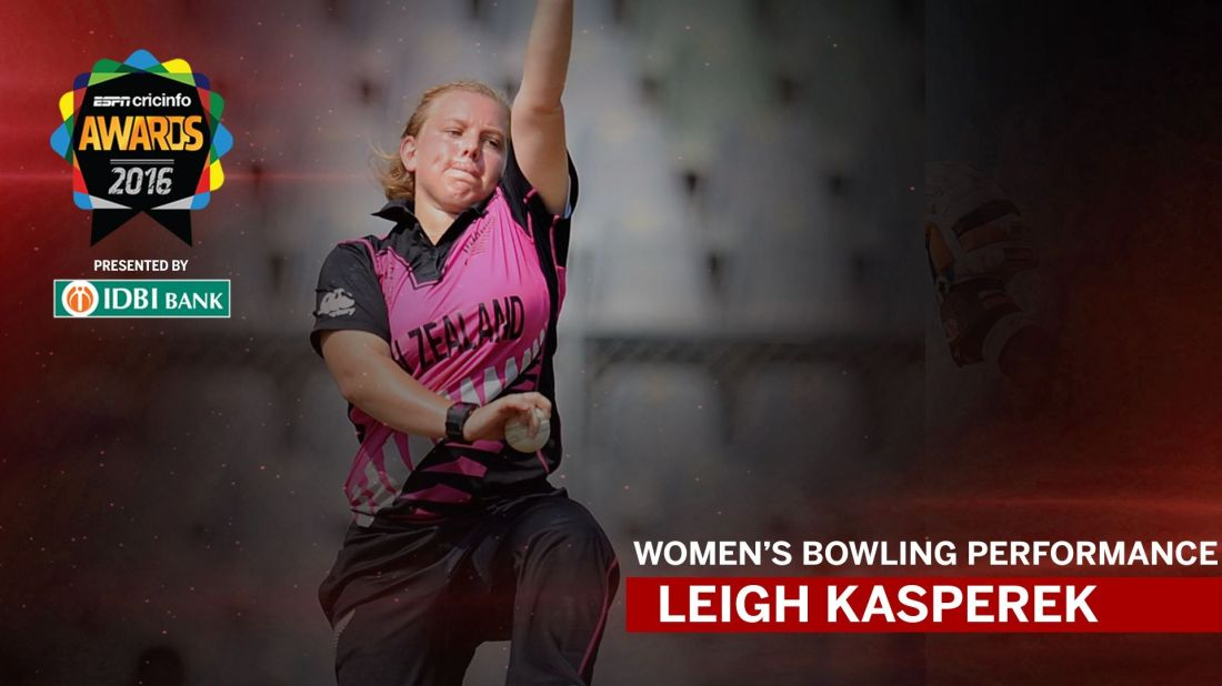 Leigh Kasperek