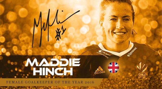 Maddie Hinch