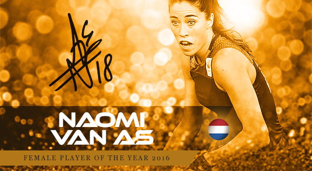 Naomi Van As