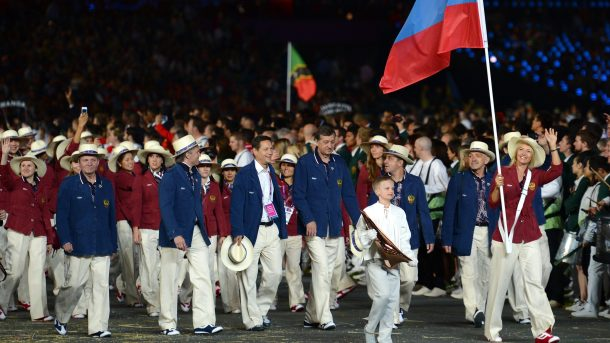 Russian Team At 2012 Olympics