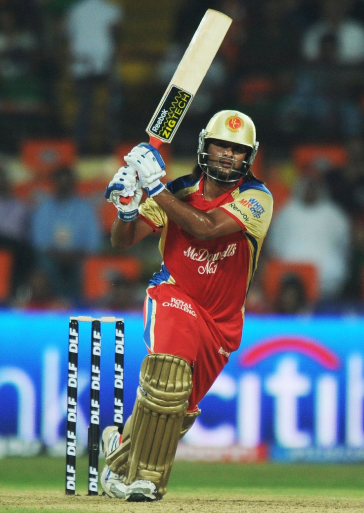 Tiwary For RCB