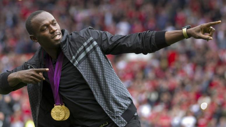 Usain Bolt Will Be Retiring After This Year's World Championships in London.