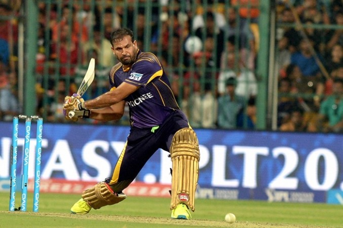 Yusuf Pathan For KKR
