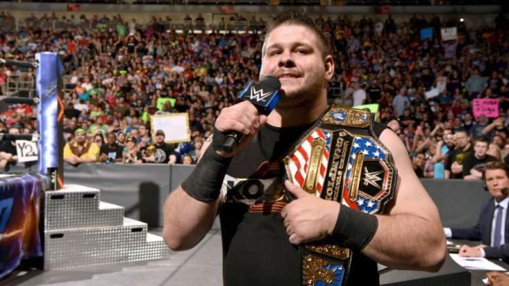 Kevin Owens - US Champion