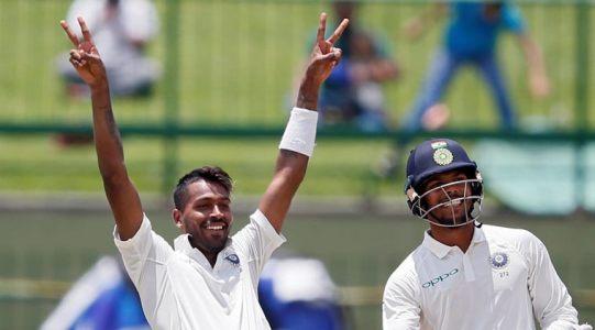 Cricket - Sri Lanka v India - Third Test Match