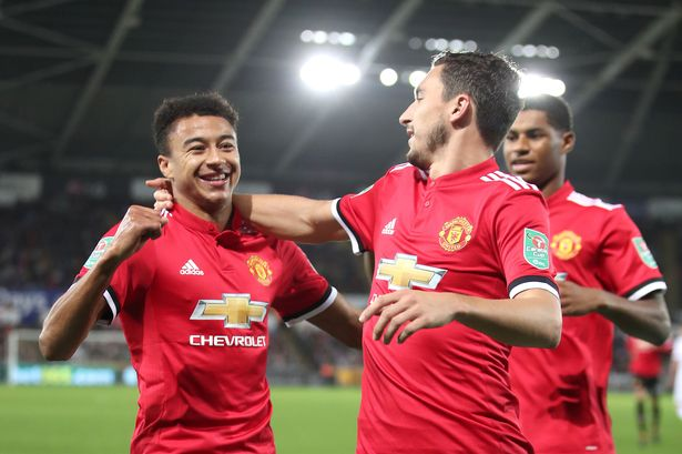 Swansea-City-v-Manchester-United-Carabao-Cup-Fourth-Round-Liberty-Stadium