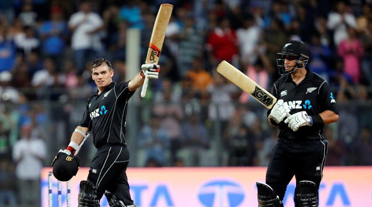 Cricket - India v New Zealand - First One Day International Match