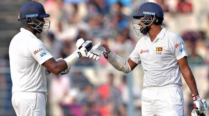India vs Srilanak first test match