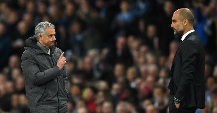 Jose-Mourinho-Pep-Guardiola-Manchester-United-Manchester-City