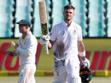 Cricket - South Africa vs Australia - First Test Match